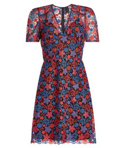 Anna Sui | Embroidered Dress Gr. Us 4