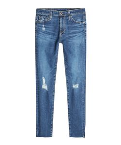 AG Adriano Goldschmied | Distressed Skinny Jeans Gr. 25