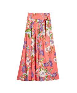 Diane von Furstenberg | Printed Silk Skirt Gr. Us 6