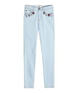Fendi   Embellished Skinny Jeans Gr. It 44