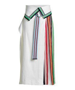 Diane von Furstenberg | Skirt With Stripes Gr. Us 2