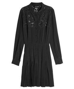 The Kooples | Embroidered Shirt Dress Gr. M