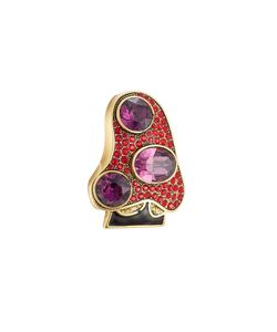 Marc Jacobs | Encrusted Pin Gr. One