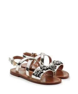 Marni | Embellished Leather Sandals Gr. Eu 41