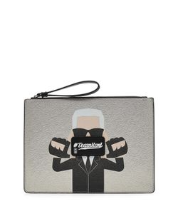 Karl Lagerfeld | Printed Pouch Gr. One Size