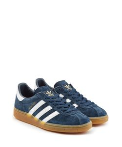 Adidas Originals | Suede And Leather Gaelle Sneakers Gr. Uk 7.5