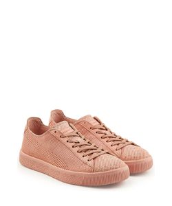 Puma | Perforated Leather Sneakers Gr. Uk 6