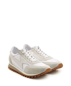 Marc Jacobs | Leather And Suede Sneakers Gr. Eu 44