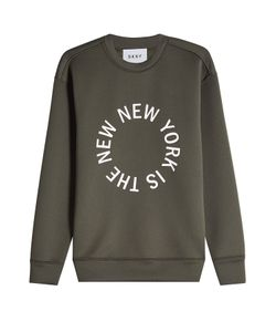 DKNY | Printed Sweatshirt Gr. L