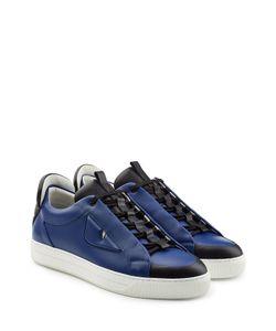 Fendi | Leather Eye Sneakers Gr. Uk 11