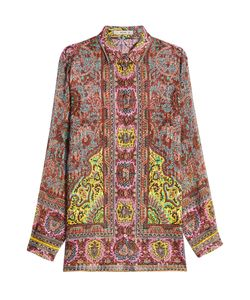 Etro | Printed Silk Blouse Gr. It 42