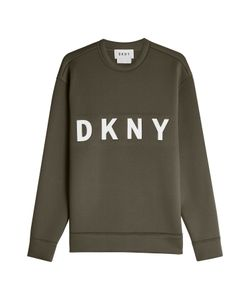 DKNY | Printed Cotton Sweatshirt Gr. Xs
