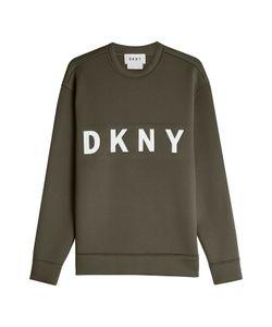 DKNY | Printed Cotton Sweatshirt Gr. Xs