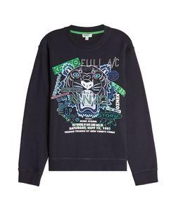 Kenzo | Embroide Cotton Sweatshirt Gr. Xl