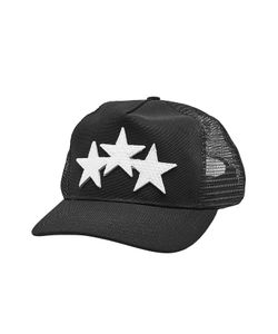 Amiri | Trucker Hat With Patches Gr. One Size