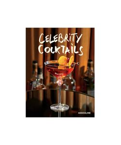 Assouline | Celebrity Cocktails By Brian Van Flandern Gr. One Size