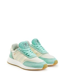 Adidas Originals | Iniki Sneakers With Suede And Cotton Gr. Uk 7