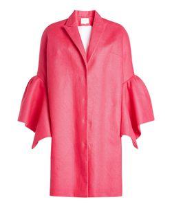 Delpozo | Linen Coat Gr. Fr 36