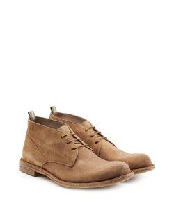 Officine Creative | Suede Desert Boots Gr. Eu 42