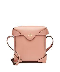 Manu Atelier   Mini Pristine Leather Shoulder Bag Gr. One Size