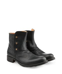 Fiorentini & Baker | Leather Ankle Boots Gr. Eu 42
