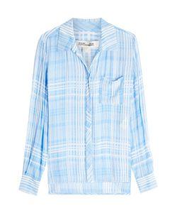 Diane von Furstenberg | Printed Shirt Gr. Us 2