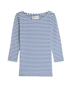 Seafarer | Striped Cotton Top Gr. S