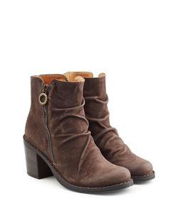 Fiorentini & Baker | Suede Ankle Boots Gr. It 36