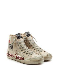 Golden Goose   Francy Fabric High-Top Sneakers Gr. Eu 42