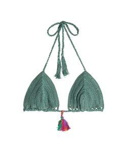 Anna Kosturova | Crochet Knit Bikini Top Gr. Xs