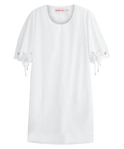 See by Chloé | Cotton Dress With Rope Detail Gr. It 42