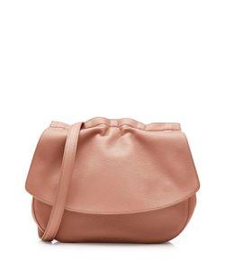 Jil Sander   Leather Shoulder Bag Gr. One Size