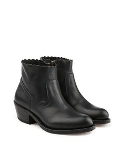 Fiorentini & Baker | Rocker Leather Ankle Boots Gr. It 39