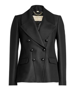 Burberry London | Ashfield Jacket With Virgin Wool And Cotton Gr. Uk 6