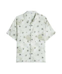 Jil Sander   Printed Short Sleeve Shirt Gr. Eu 41