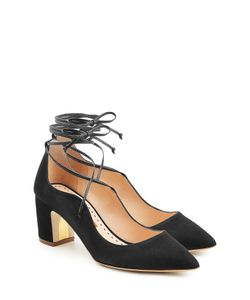 Rupert Sanderson | Suede Pumps Gr. It 37