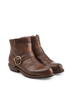 Fiorentini & Baker | Leather Ankle Boots Gr. It 41