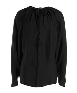 Lanvin | Blouse With Silk Gr. Fr 40