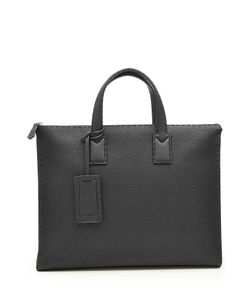 Fendi   Leather Briefcase Gr. One Size