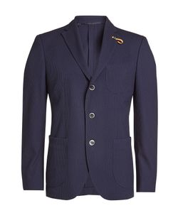 Baldessarini | Blazer With Virgin Wool Gr. Eu 50
