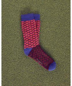 Ted Baker | Golf Ball Pattern Cotton Socks