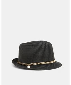 Ted Baker | Chain Trim Trilby Hat
