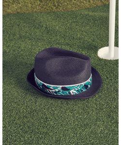 Ted Baker   Golf Club Trim Trilby Hat