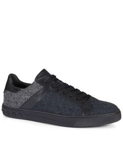 Tod's | Sneakers In Carded Wool