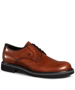 Tod's | Lace-Ups Derby Shoes In Leather