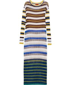 Missoni | Crochet-Knit Maxi Dress