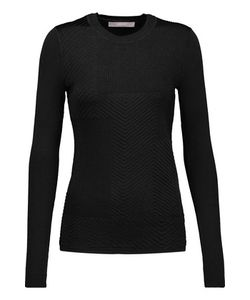 Jason Wu | Paneled Ponte Sweater