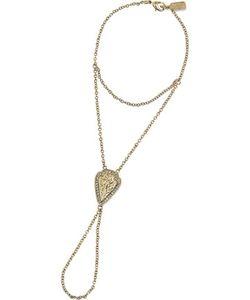 Pamela Love | Archertone Topaz Finger Bracelet