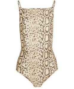 Zimmermann | Essence Reversible Printed Swimsuit