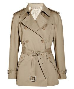 Michael Kors Collection | Cotton Trench Jacket